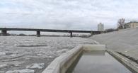 Все реки Омской области покрылись льдом