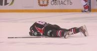 Евгений Мозер получил серьезную травму в матче «Торпедо»