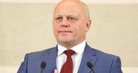 Двораковский признал:несмотря на помощь Назарова, техники для борьбы с паводком не хватает