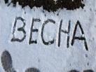 В Омск идет весна: мокрый снег и ветра до 25 м/с