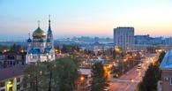 Пробки в Омске: ремонт на Иртышской набережной и большой затор на Красном Пути