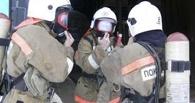 В Омске на Труда из горящей девятиэтажки спасли 25 человек