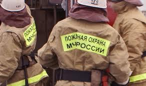 В Омском районе при пожаре в частном доме сгорел мужчина