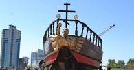 На 300-летие в Омск приплывут исторические суда