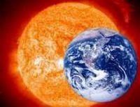 Ученые прогнозируют падение Земли на Солнце