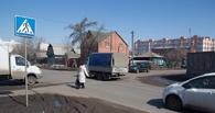Денег «Платона» не хватило на дорожную разметку в Омске