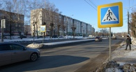 В Омске 19-летний парень на ВАЗ-21124 сбил пешехода