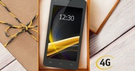 «Билайн» приглашает за подарками – 4G-смартфон по доступной цене