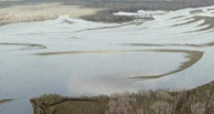 Уровень воды в Иртыше в Омске повышается