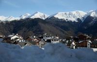 В «олимпийском» горнолыжном курорте в Сочи под лавиной погибли два человека