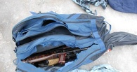 В центре Омска нашли сумку с автоматом Калашникова