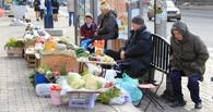 В Омске начали «кошмарить» торговцев мясом и вареньем, продающих товар на улицах