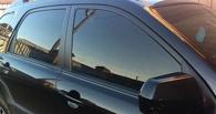 В Омске нашли 30 водителей с нарушением тонировки автомобиля