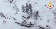 В Италии на отель обрушилась лавина: 30 человек погибли
