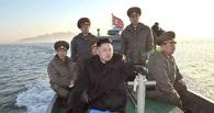 КНДР продемонстрировала запуск баллистической ракеты с подводной лодки