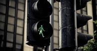 На перекрестке улиц Омская и 20-я Линия изменили работу светофора