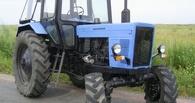 Под Омском погиб тракторист — одежду парня намотало на вал