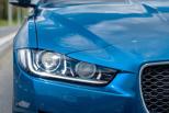 Приручение: первый тест нового Jaguar XE