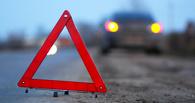На трассе Омск-Тюмень KIA врезалась в грузовую «Газель»