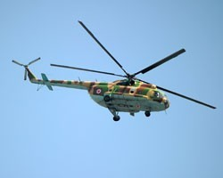 Двое омичей, потерпевших крушение на МИ-8 под Томском, по-прежнему в больнице