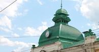 В Омске часы на Любинском проспекте споют неформальный гимн города