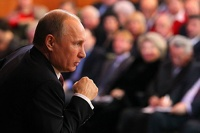 Доверенные лица Путина провалили идею с критикой президента