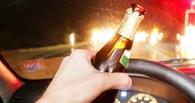 В Омске в субботу поймали 12 пьяных водителей