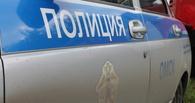 Утром в Омске полиция оцепила автобус №69