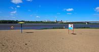 Омские пляжи готовят к открытию сезона
