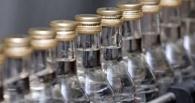 В Омской области на складе нашли 4,5 тысячи бутылок нелегального алкоголя