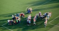 #simобъединяет: в Омске провели флешмоб, посвященный Сибирскому марафону