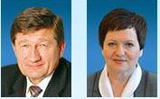 Двораковский и Горст поздравили омичей с Днем России