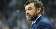 Олег Знарок дисквалифицирован на сегодняшний финал со сборной Финляндии