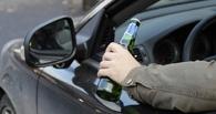 За сутки в Омске поймали 17 пьяных за рулем