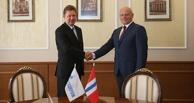 Назаров обсудил с Маркеловым поставки «Газпрому»