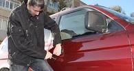 Две автомобильных кражи и угон машины в Омске