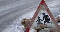 В Омске за день сбили трех детей