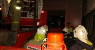 Почти 100 человек тушили пожар на омской ТЭЦ-3