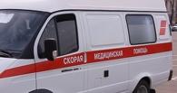 В Омской области женщина вытащила пенсионера из горящего дома