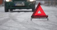 Лобовое ДТП под Омском: двое погибли, еще двое госпитализированы