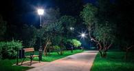 В Омске завершается тестирование «самоокупаемых» уличных фонарей