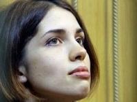О досрочном освобождении попросила участница Pussy Riot
