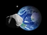 Астероид Апофис сегодня пролетит рядом с Землей