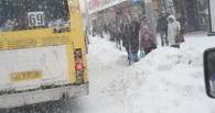 Полиция проверит, как чистят от снега дороги в Омске