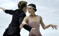 Российские танцоры остались без медалей на ЧМ по фигурному катанию