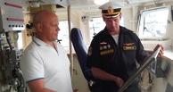 Назаров полетел в командировку в Крым