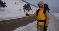 Автостопер, добиравшийся из Новосибирска в Пермь, едва не замерз под Омском из-за сильных морозов