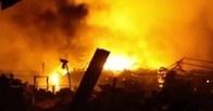 На Пхукете загорелся крупный торговый центр
