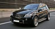 У женщины из Омска в Санкт-Петербурге угнали авто