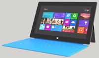 В Америке начались продажи планшетника-«мутанта» от Microsoft